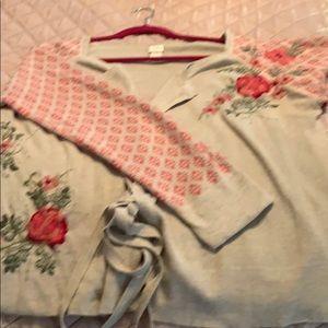 J.Jill Sweater Size: L